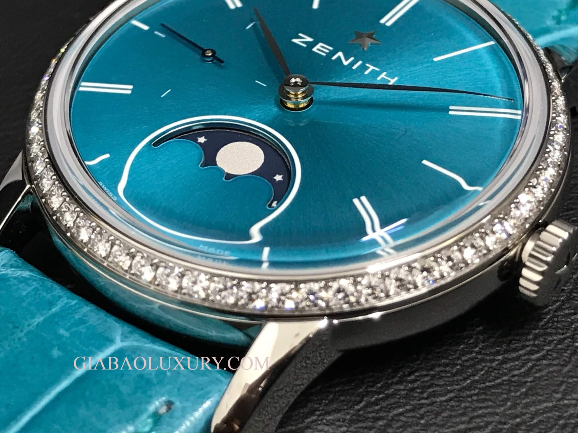 ĐỒNG HỒ ZENITH LADY MOONPHASE 16.2333.692/54.C817