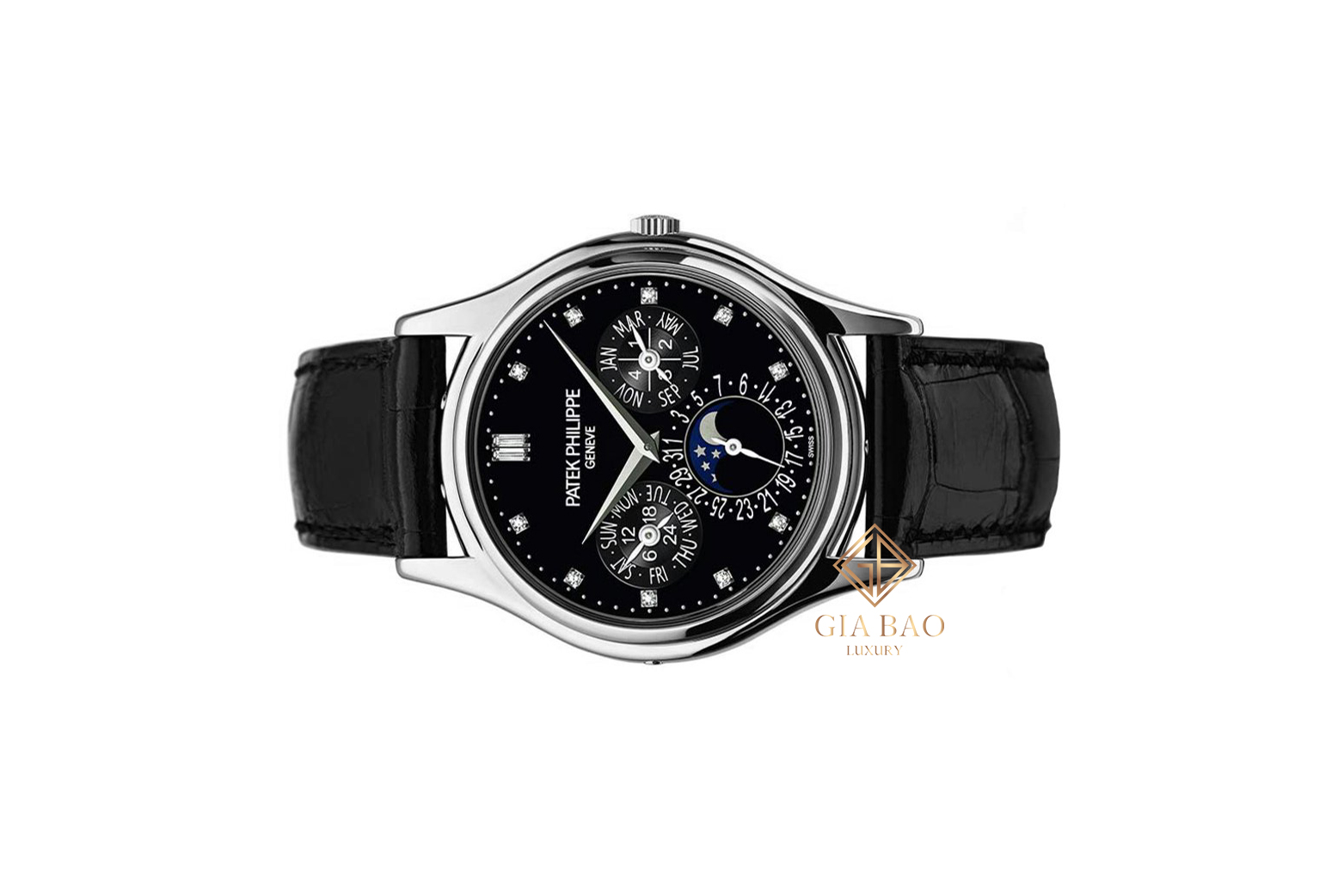 Đồng Hồ Patek Philippe Grand Complications 5140P-013
