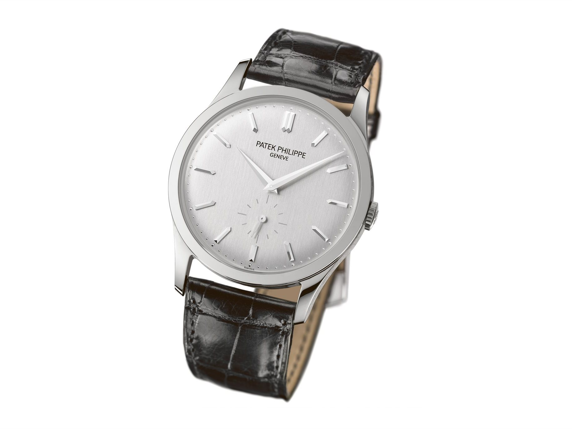 ĐỒNG HỒ PATEK PHILIPPER CALATRAVA 5196R SMALL SECONDS