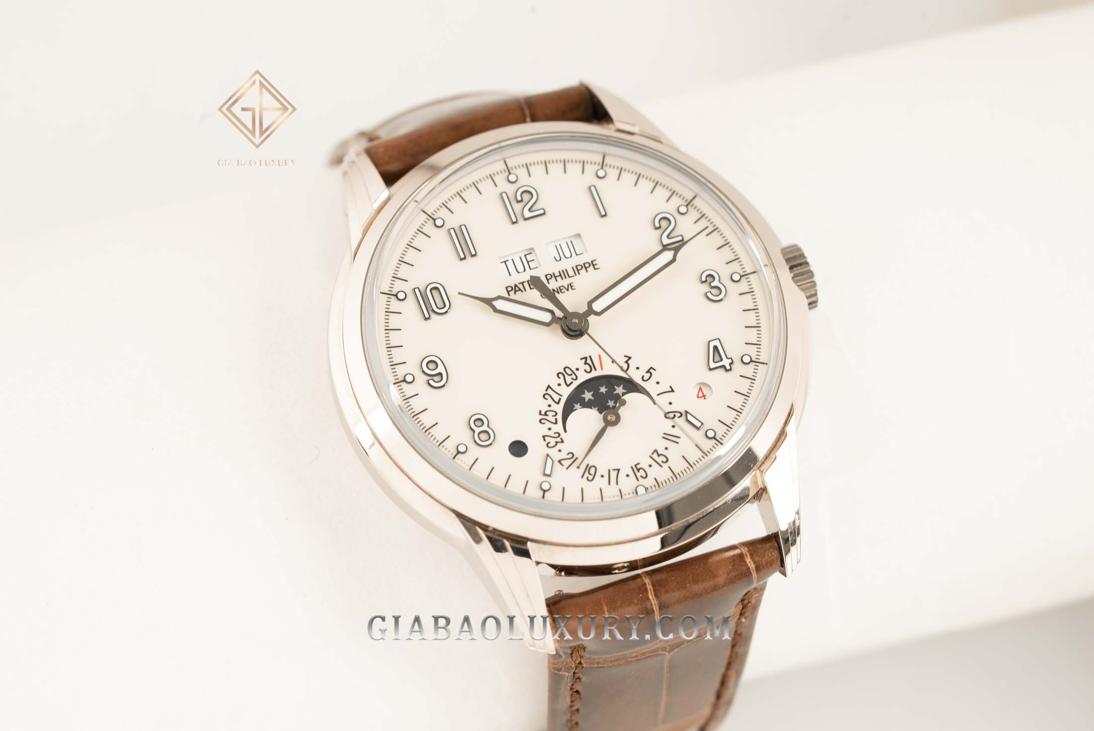 Đồng Hồ Patek Philippe Grand Complications 5320G-001