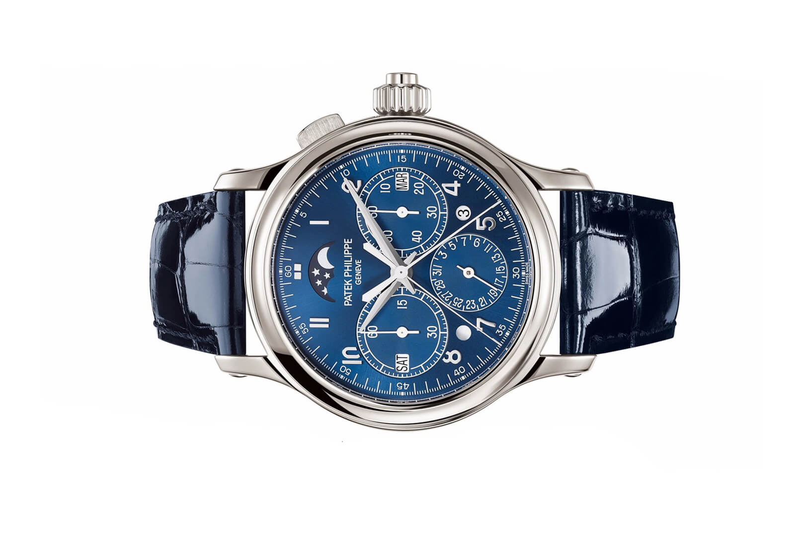 Patek Philippe Grand Complications 5372P