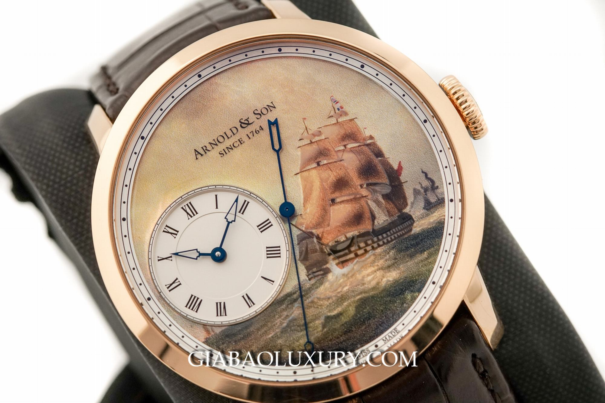Đồng Hồ Arnold & Son East Indiamen In The China Seas 1ARAP.M03A.C120P