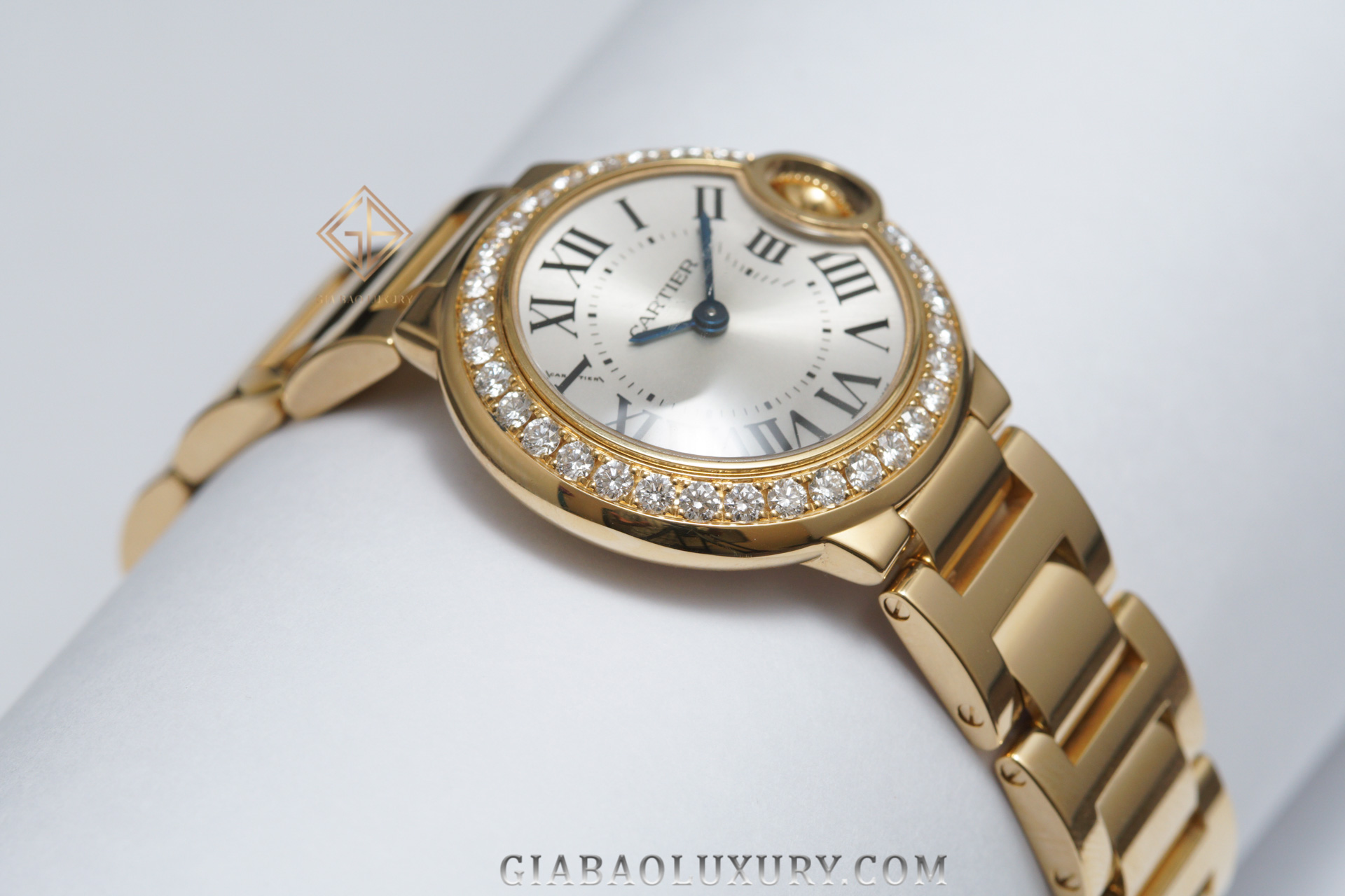 Đồng Hồ Cartier Ballon Bleu de Cartier WE9001Z3