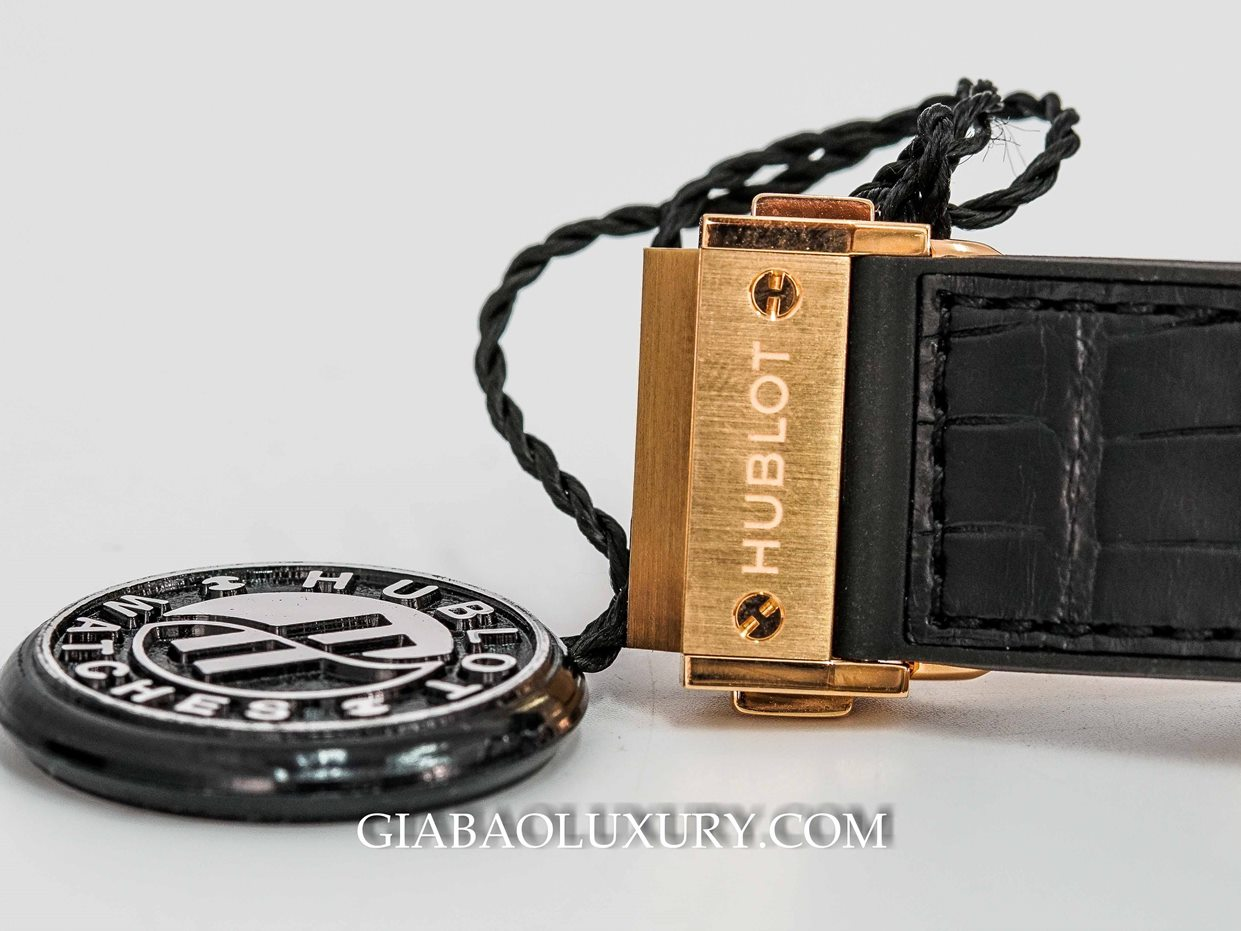 Đồng Hồ Hublot Classic Fusion King Gold 42mm 542.OX.1181.LR