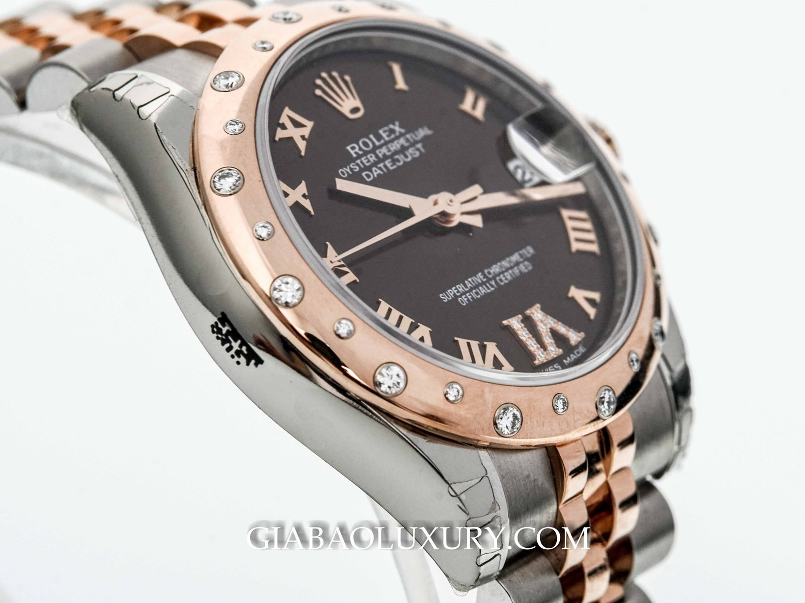 Đồng Hồ Rolex Oyster Perpetual Datejust 178341