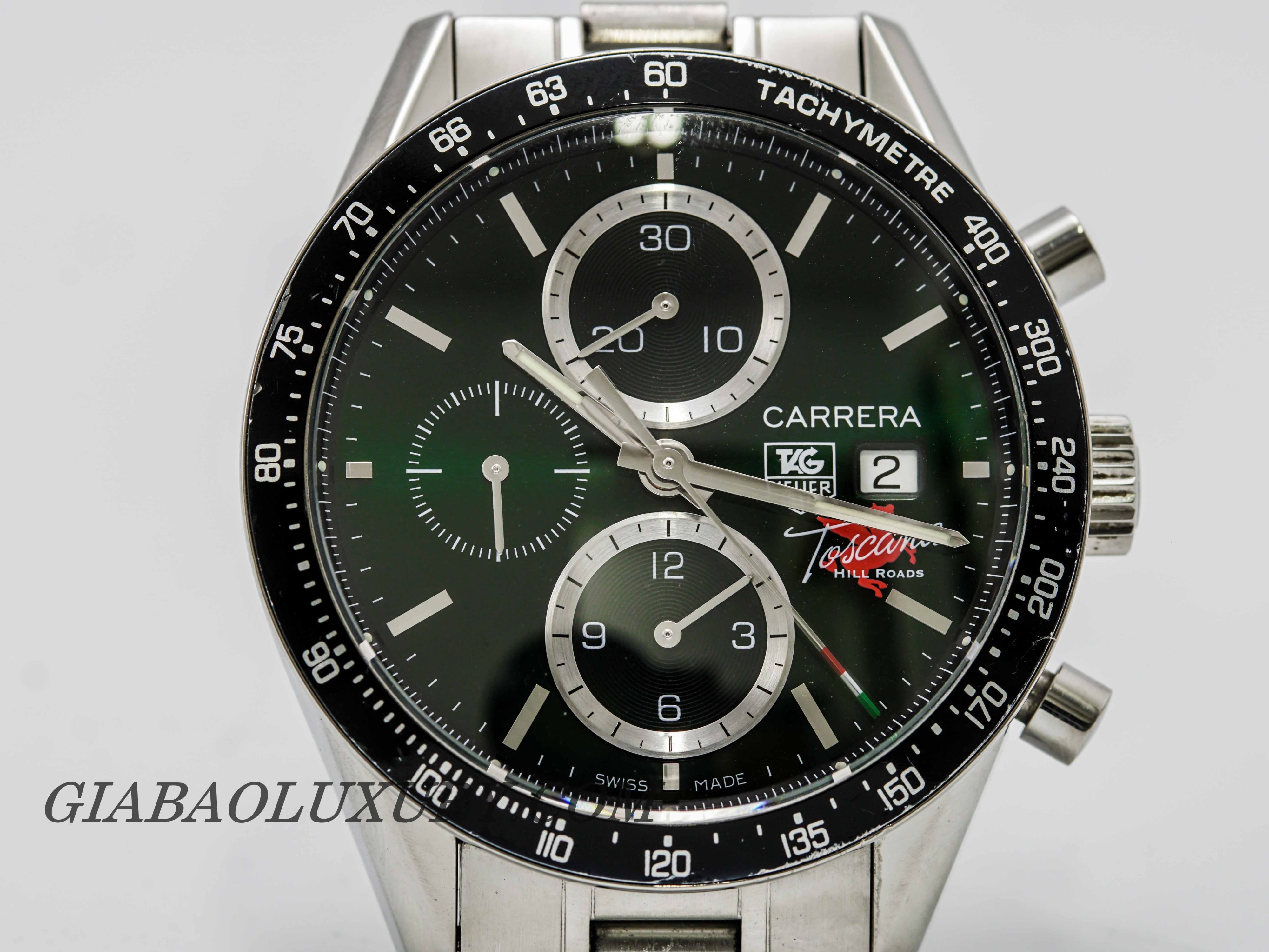 Đồng Hồ Tag Heuer Japan Toscana Hill Road Limited 577 Pieces