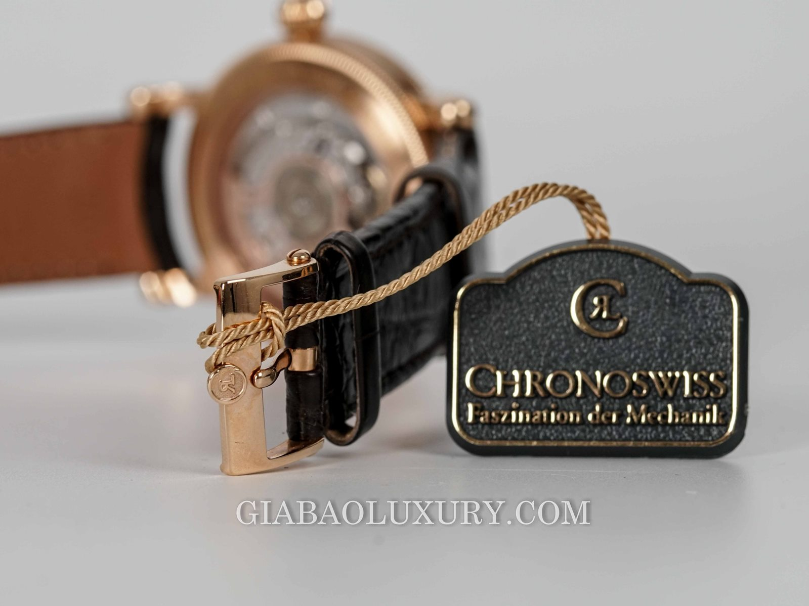 Đồng Hồ Chronoswiss Regulateur 30 CH-2811R