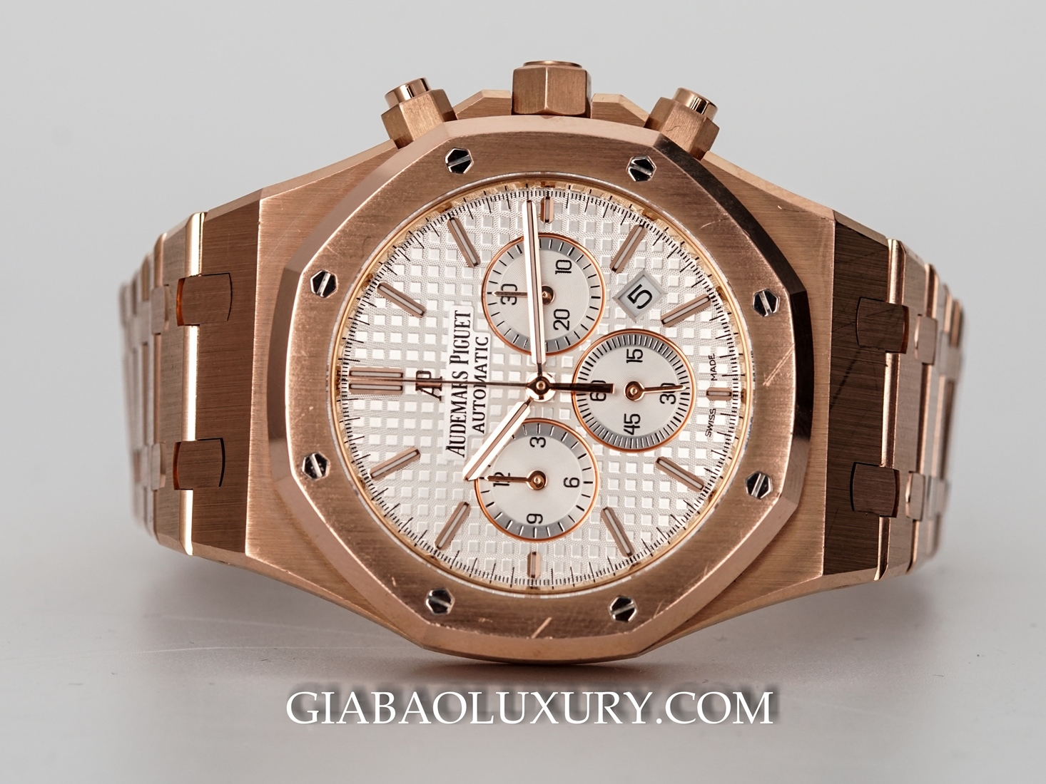 Đồng Hồ Audemars Piguet Royal Oak Chronograph 26320OR.OO.1220OR.02