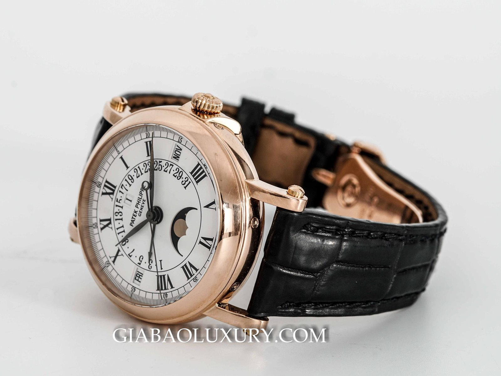 Đồng Hồ Patek Philippe Grand Complications 5059R-001