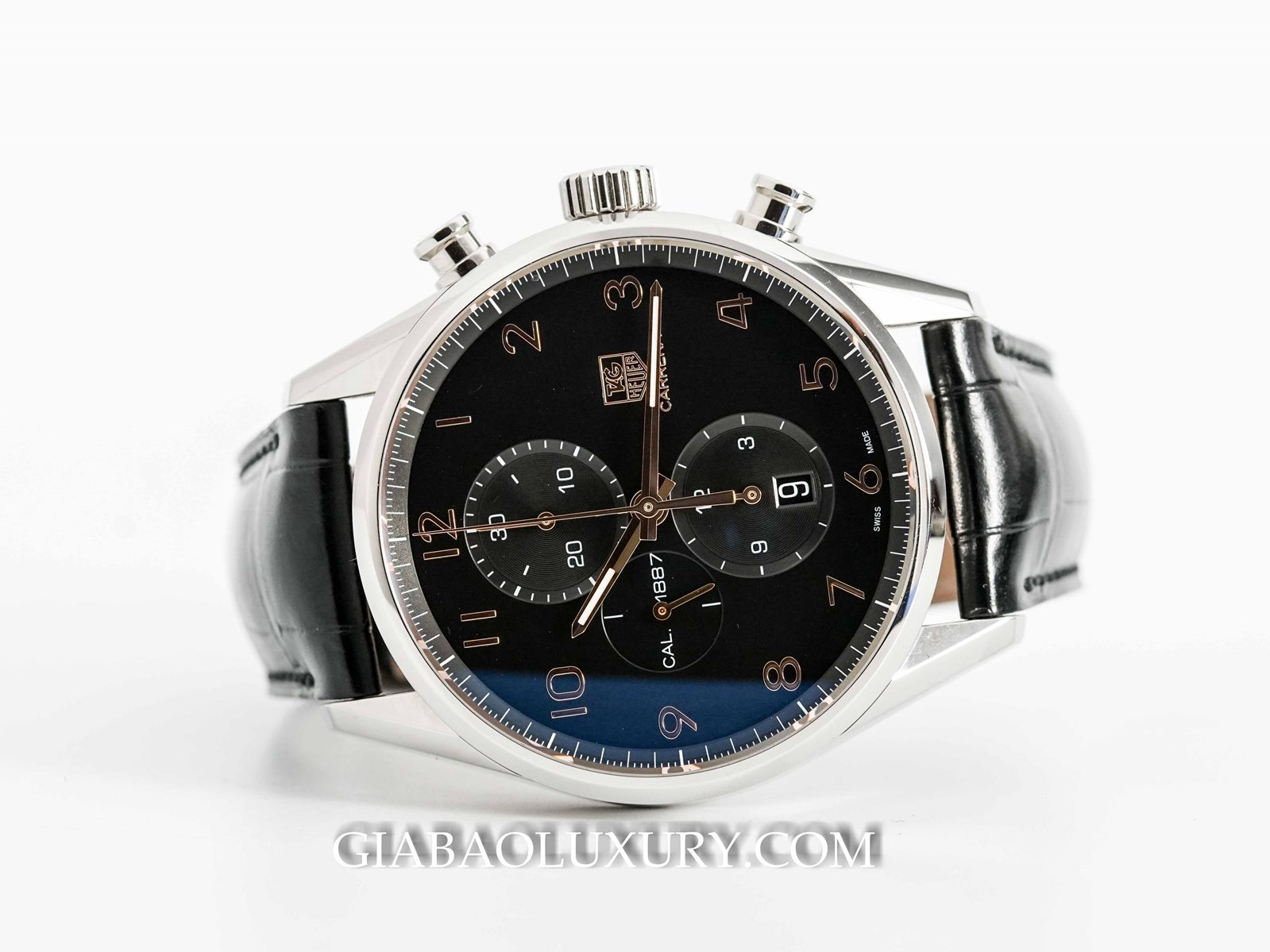 TAG Heuer Carrera Calibre 1887 Chronograph CAR2014.FC6235