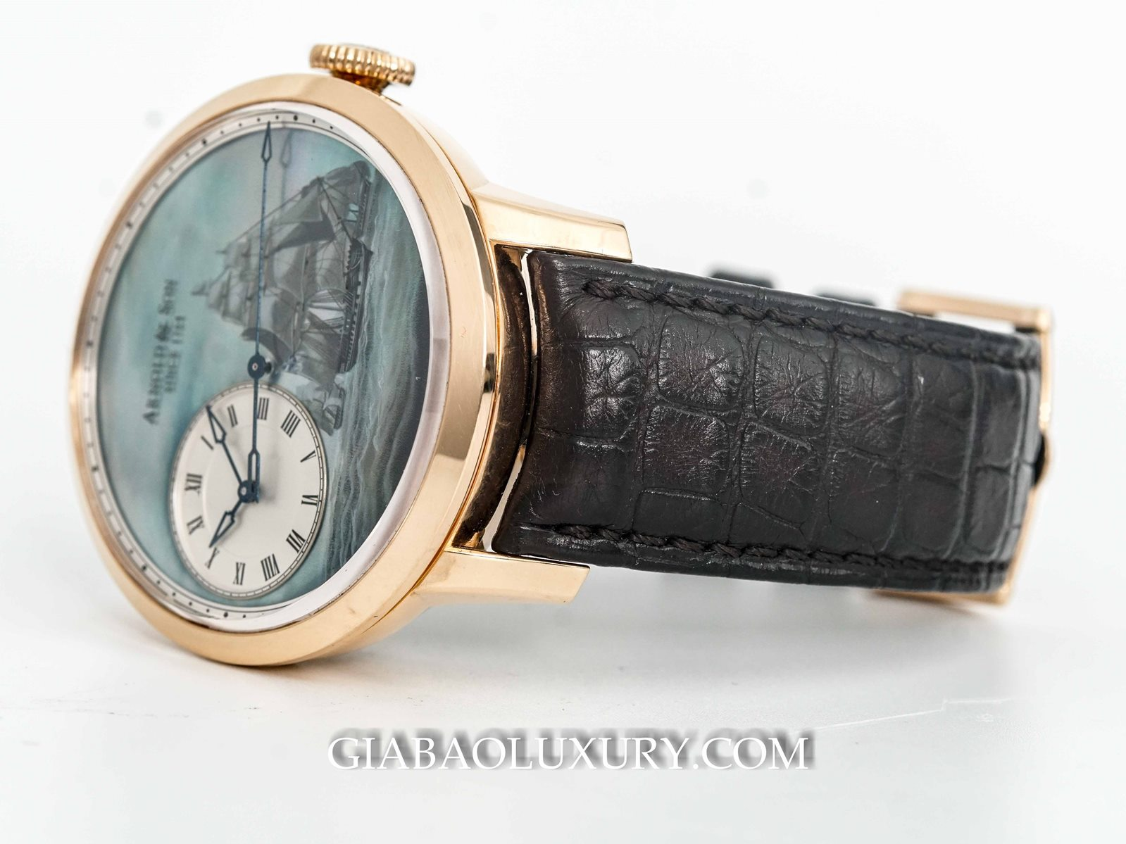 Đồng Hồ Arnold & Son The Honourable East India Company's Ship 1ARAP.M02A.C120P