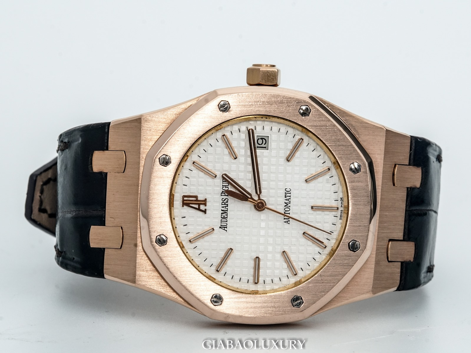 Đồng hồ Audemars Piguet Royal Oak 18k Rose Gold