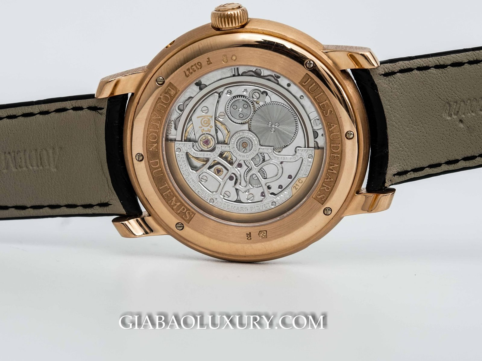 Đồng hồ Audemars Piguet Jules Audemars Equation of Time