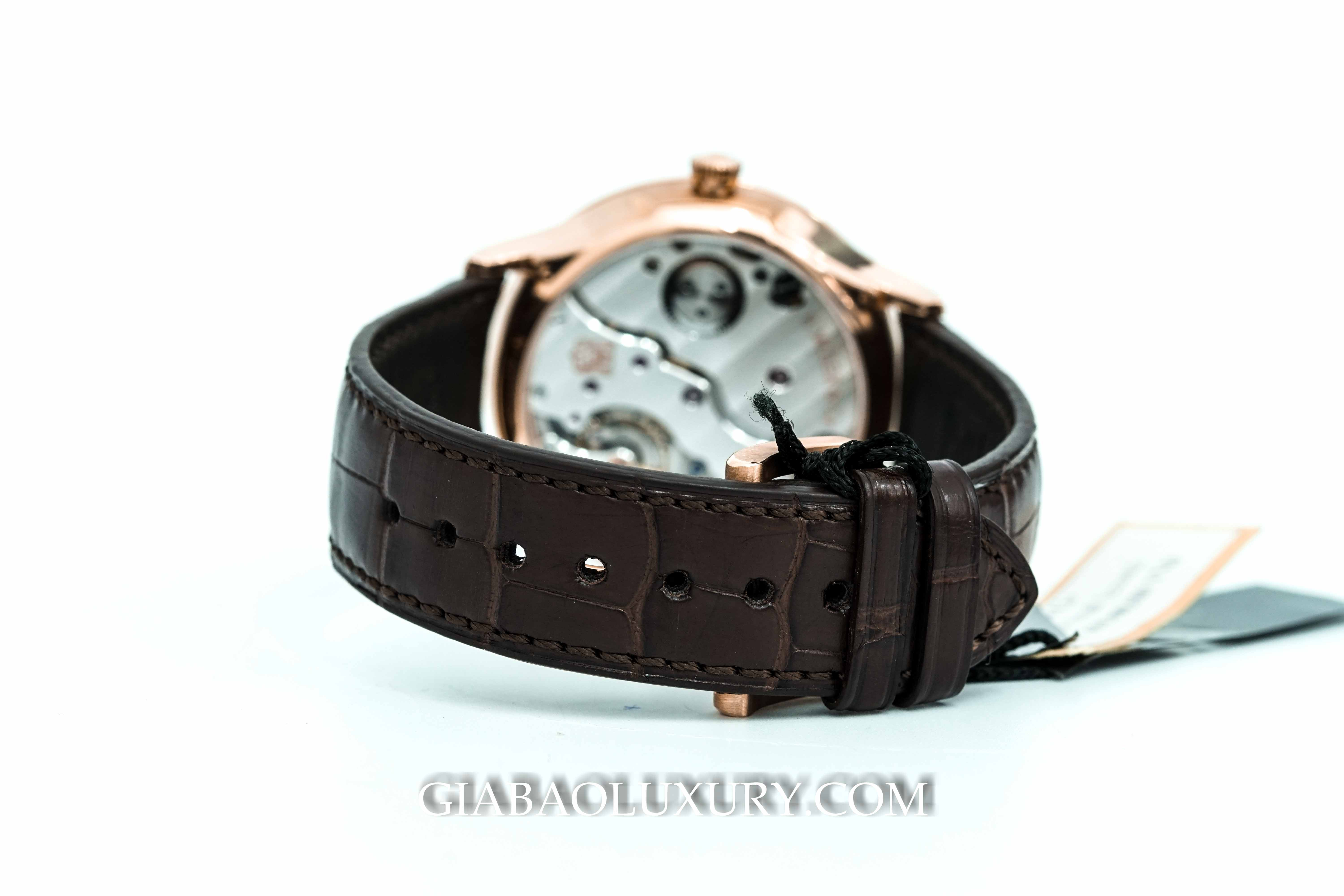 Đồng Hồ H.Moser Venturer Small Seconds Red Gold Fumé Dial 2327-0401
