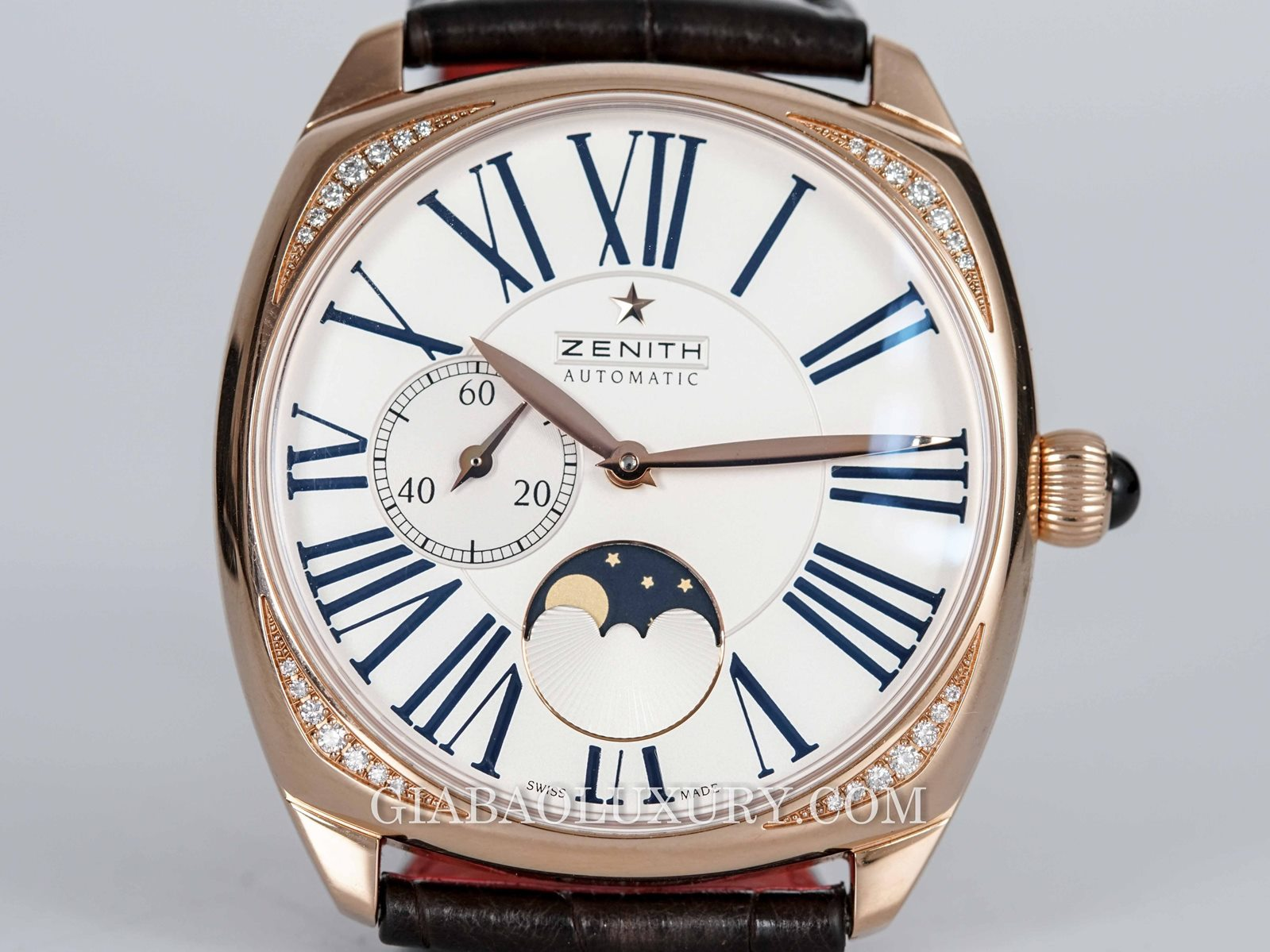 Đồng Hồ Zenith Heritage Star Moonphase 22.1925.692/01.C725