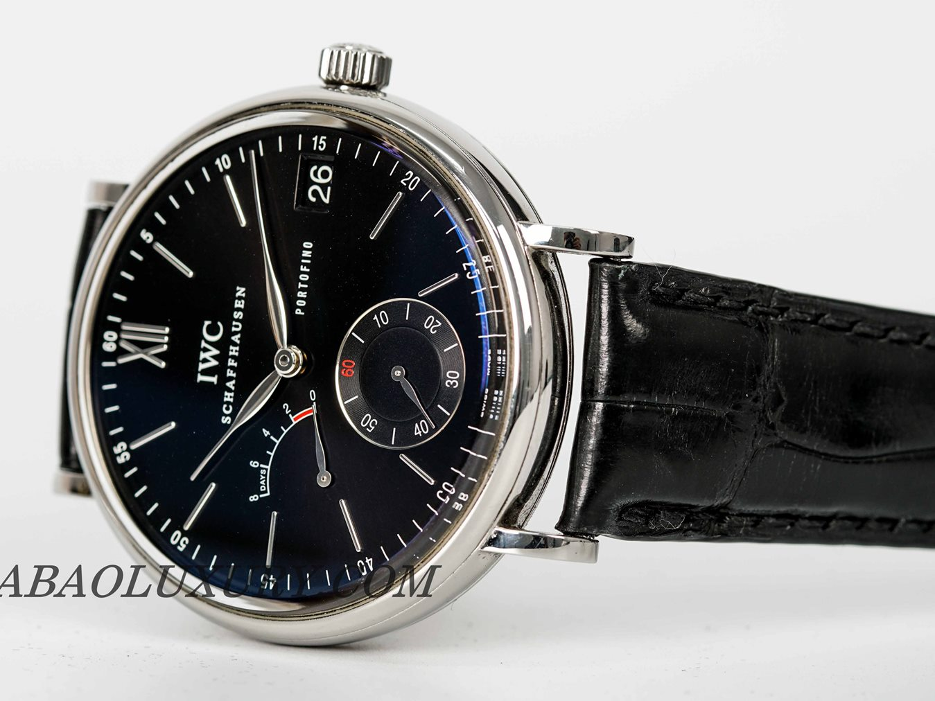 Đồng Hồ Iwc Portofino Manual Wind Eight Days