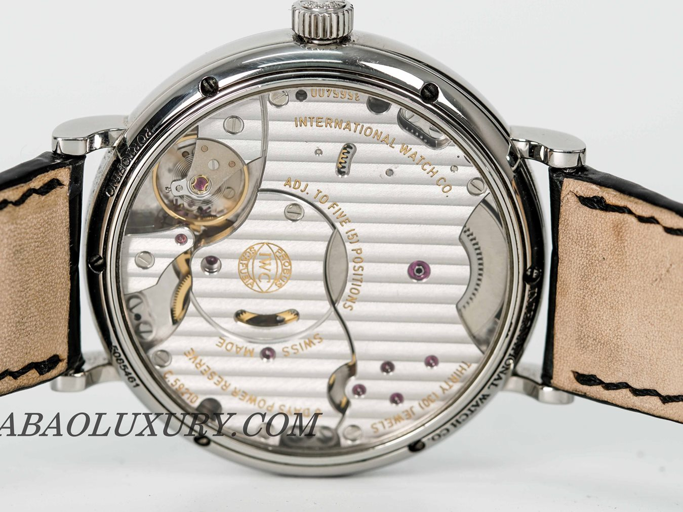 Đồng Hồ IWC Portofino Hand-Wound Eight Days IW510102