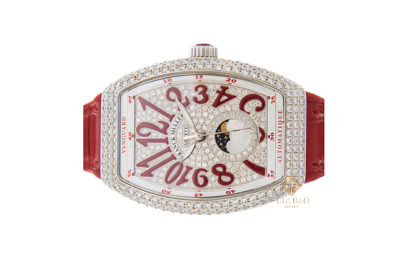 Đồng Hồ Franck Muller Ladies Collection V 32 SC AT FO LD CD (AC.RG)
