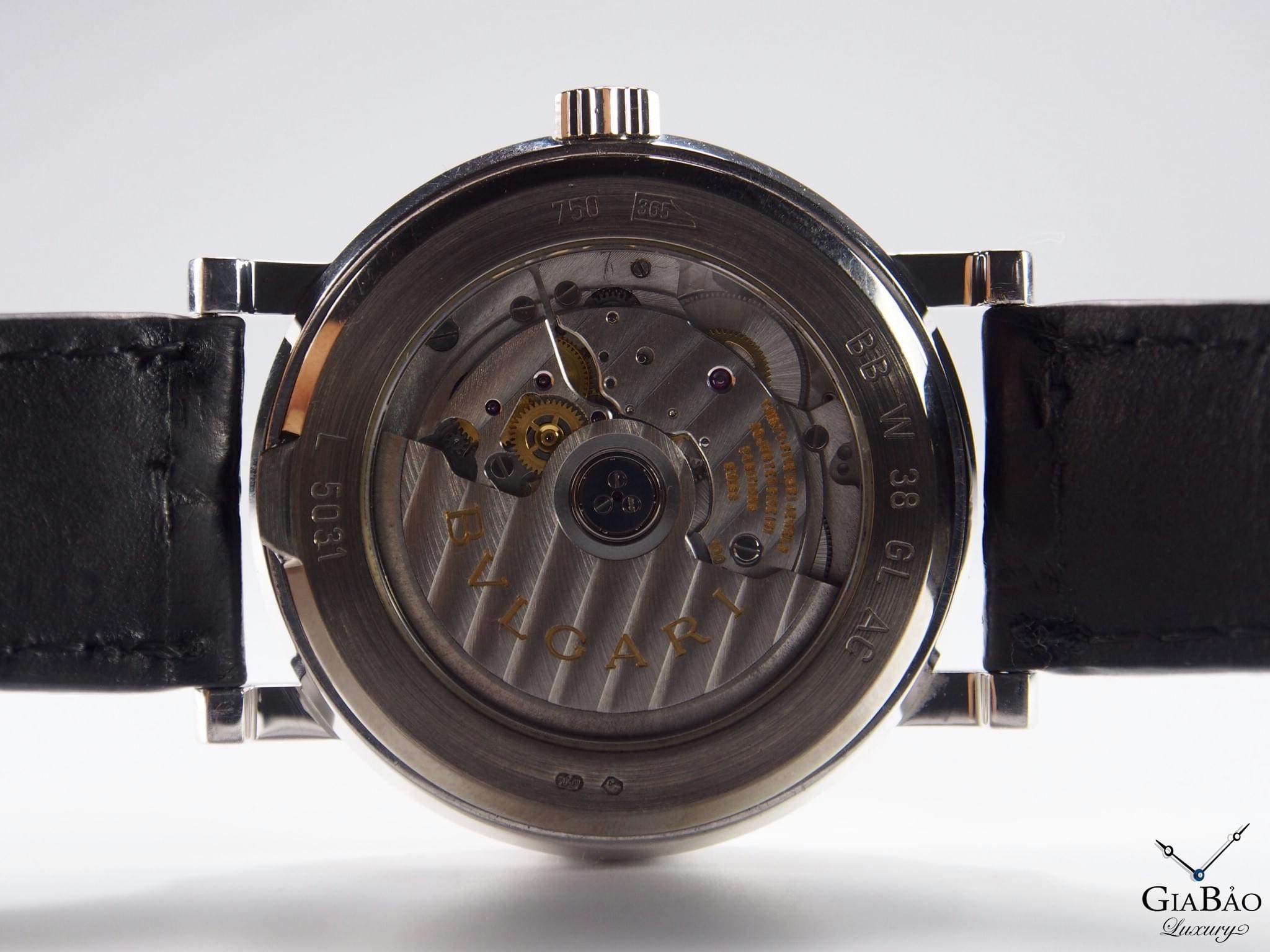 Đồng hồ Bvlgari Retrogrado