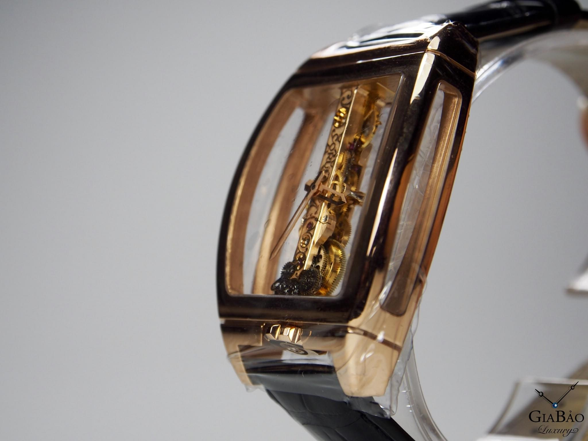 Đồng Hồ Corum Golden Bridge Ref 113.160.55