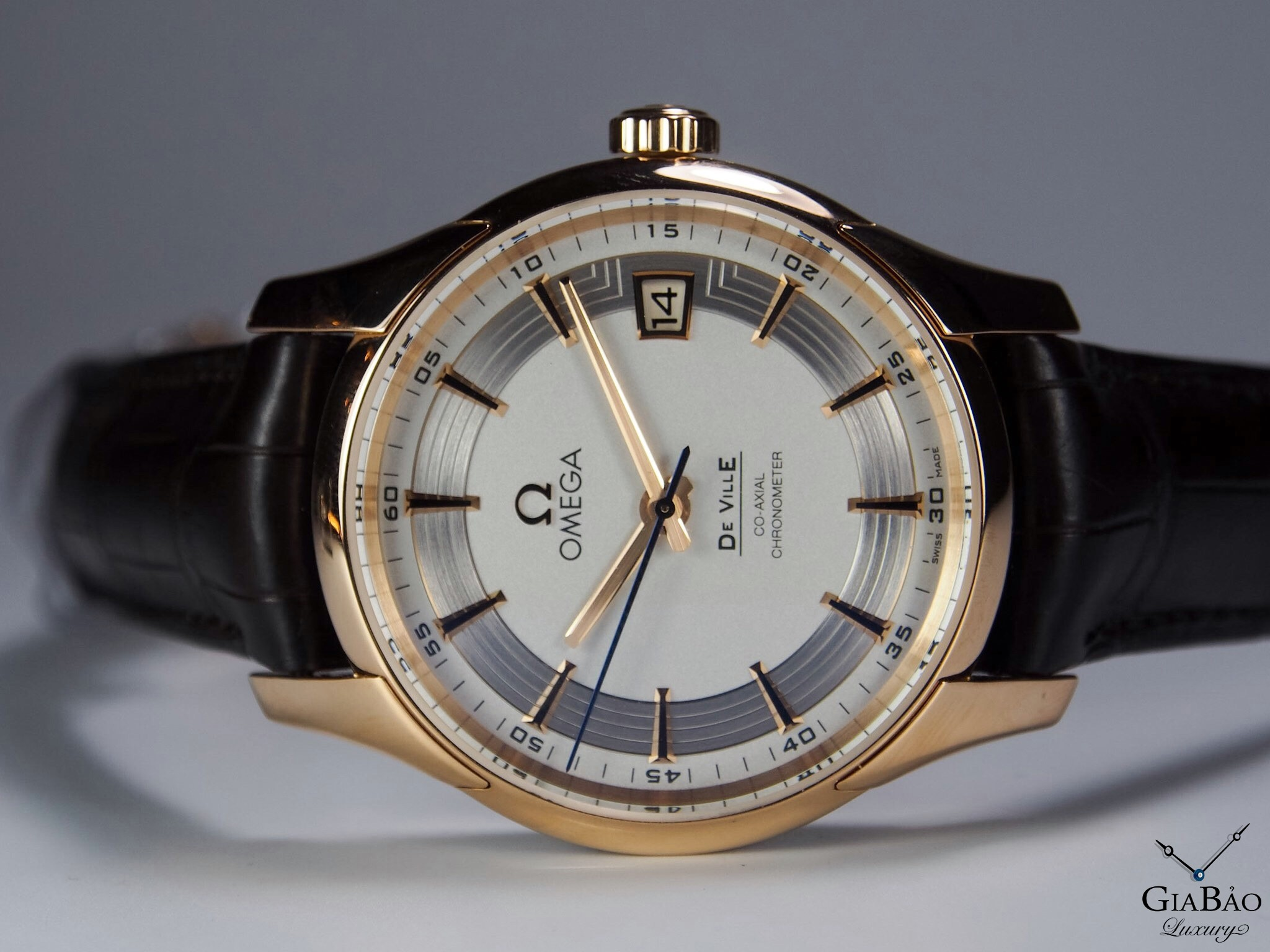 Omega Deville Co- Axial Chronometer
