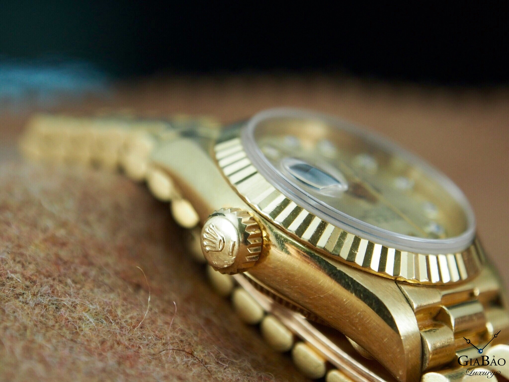 Đồng hồ Rolex Oyster Perpetual Lady