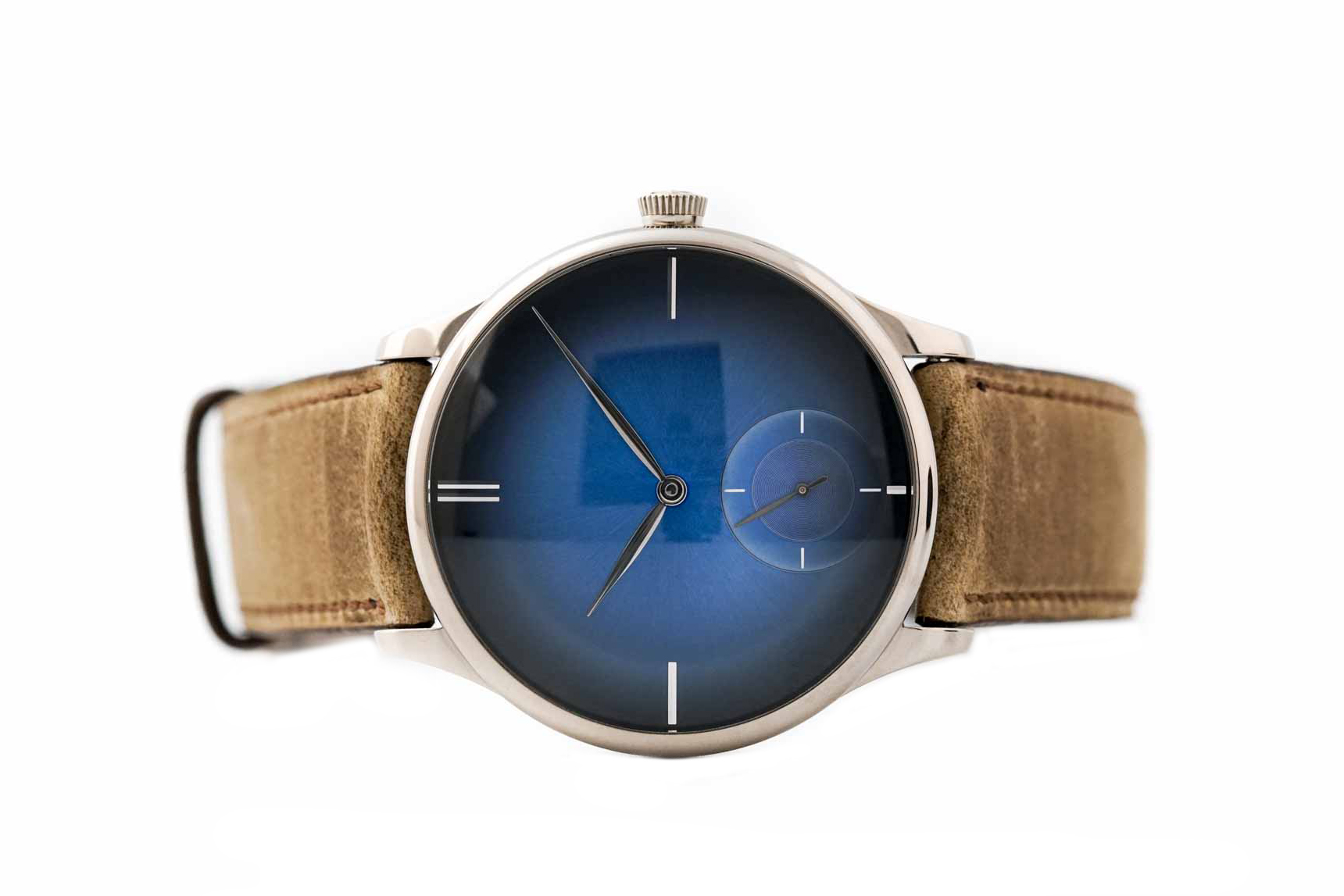Đồng hồ H. Moser & Cie. Venturer Small Second Purity