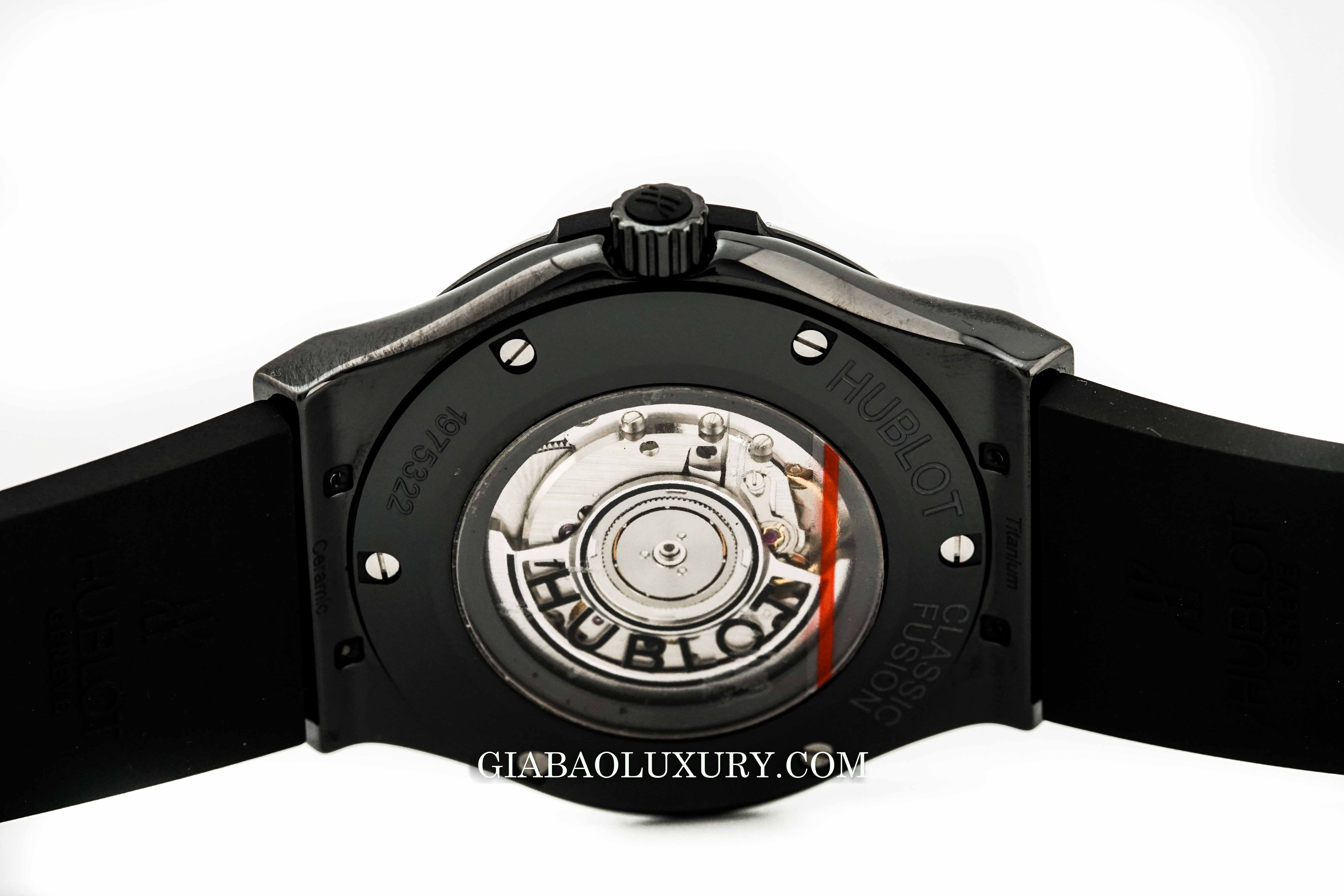 Đồng Hồ Hublot Classic Fusion Black Magic 45mm 511.CM.1770.RX