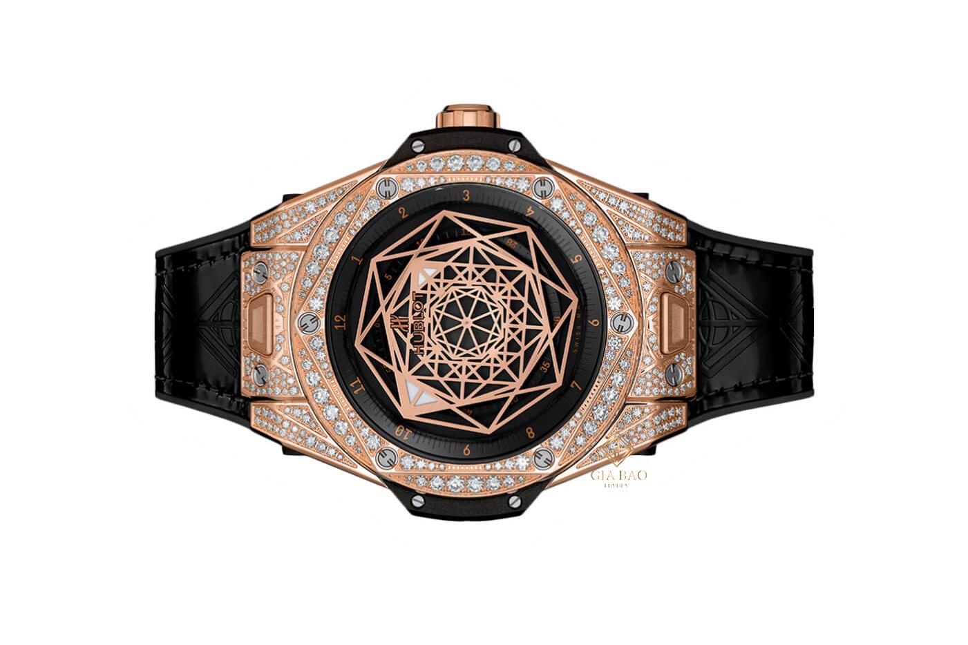 Đồng hồ hublot big bang one click