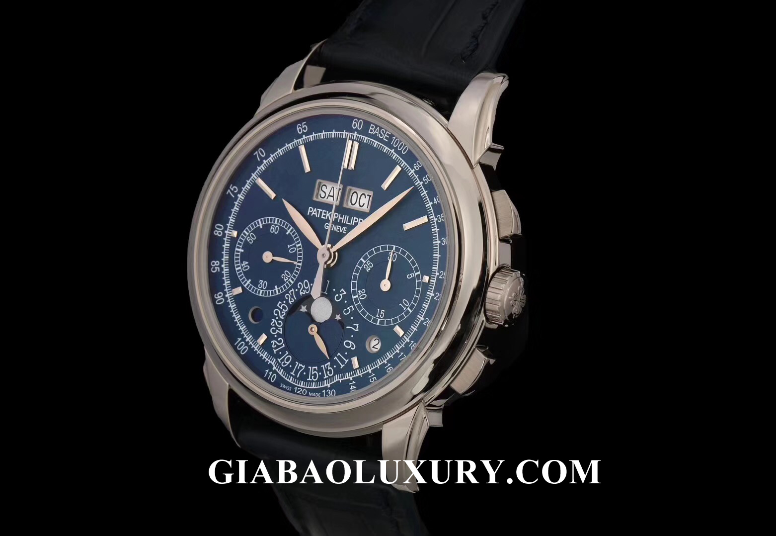 Đồng Hồ Patek Philippe Grand Complications 5270G-019
