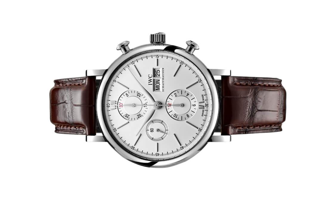new product 723ff 94ed7 Đồng hồ IWC Portofino Chronograph IW391007