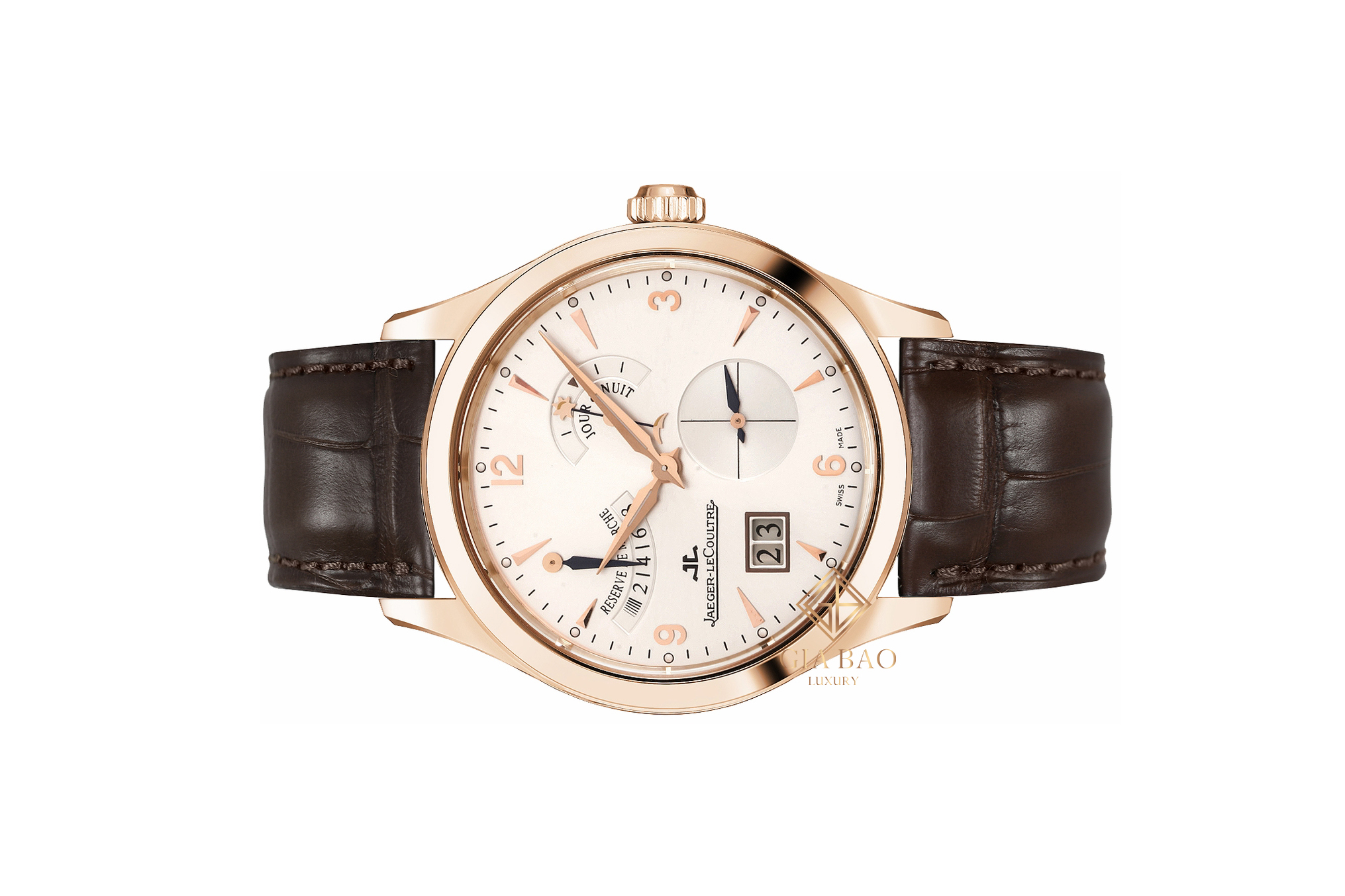Đồng Hồ Jaeger-LeCoultre Master Eight Days Q1602420