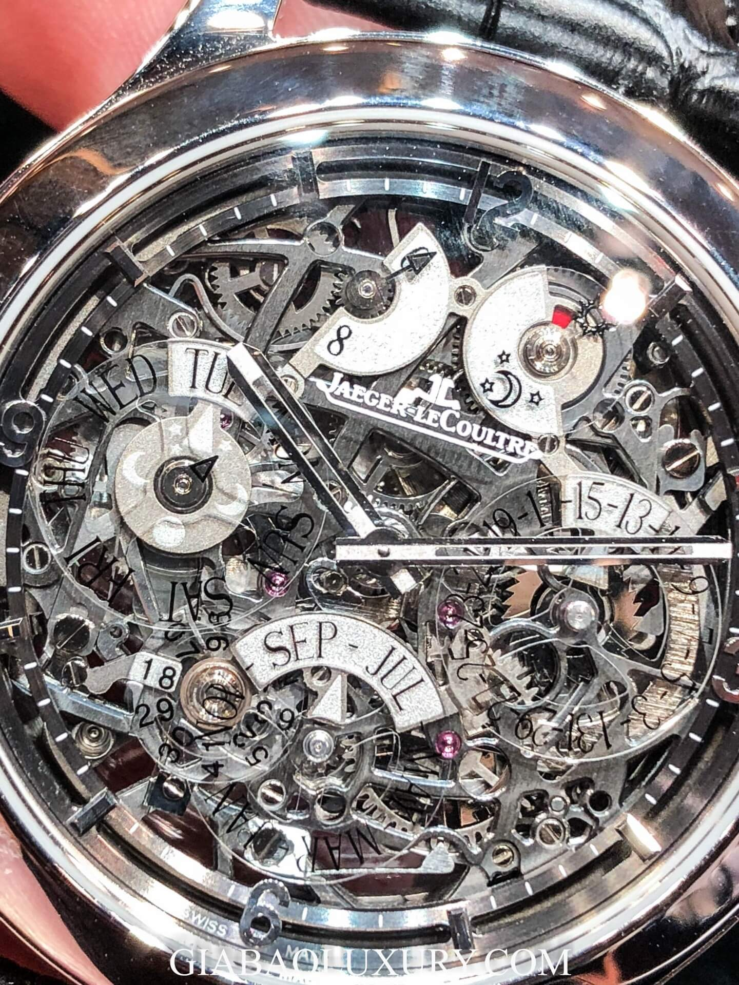 Đồng Hồ Jaeger-LeCoultre Master Perpetual 146.6.26.S
