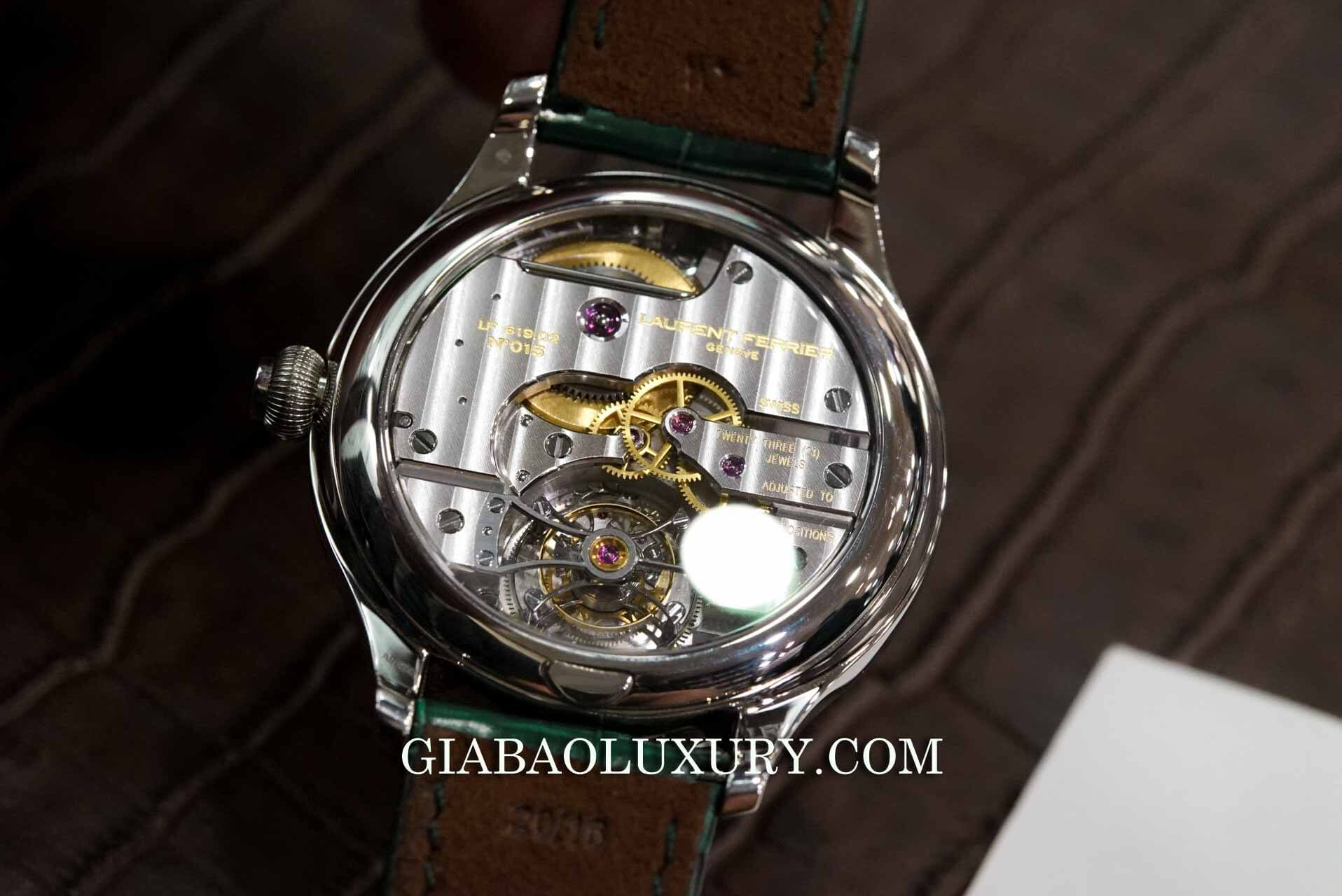 Đồng Hồ Laurent Ferrier Galet Classic Secret