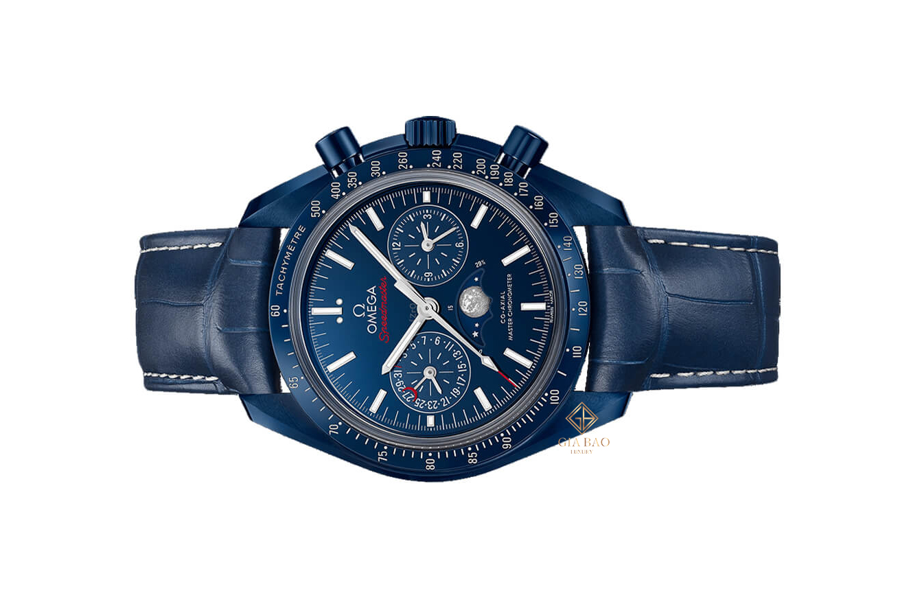 Đồng Hồ Omega Speedmaster Moonwatch Moonphase 44.25mm 304.93.44.52.03.001