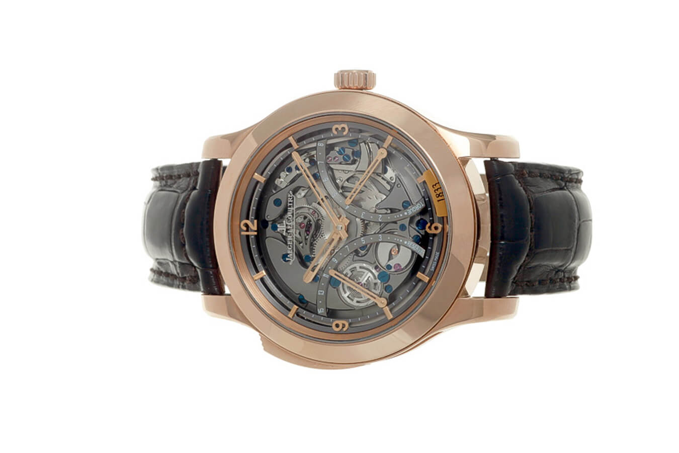 Đồng Hồ Jaeger LeCoultre Master Minute Repeater Q1642450