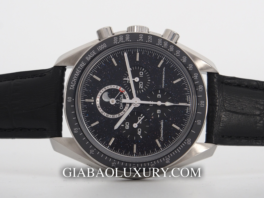 Đồng Hồ Omega Speedmaster Professional Moonwatch Moonphase