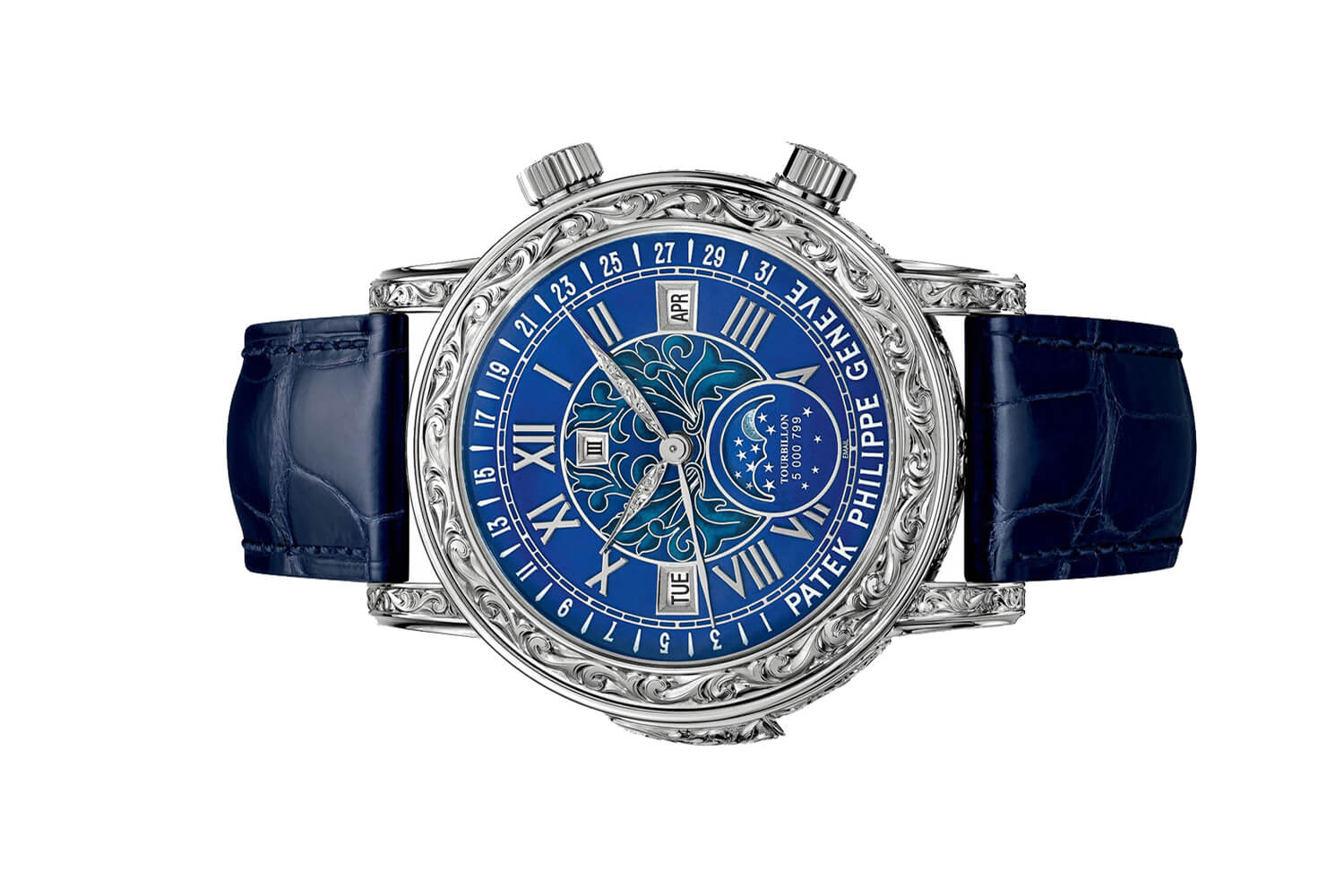 Đồng hồ Patek Philippe Grand Complications 6002G-001