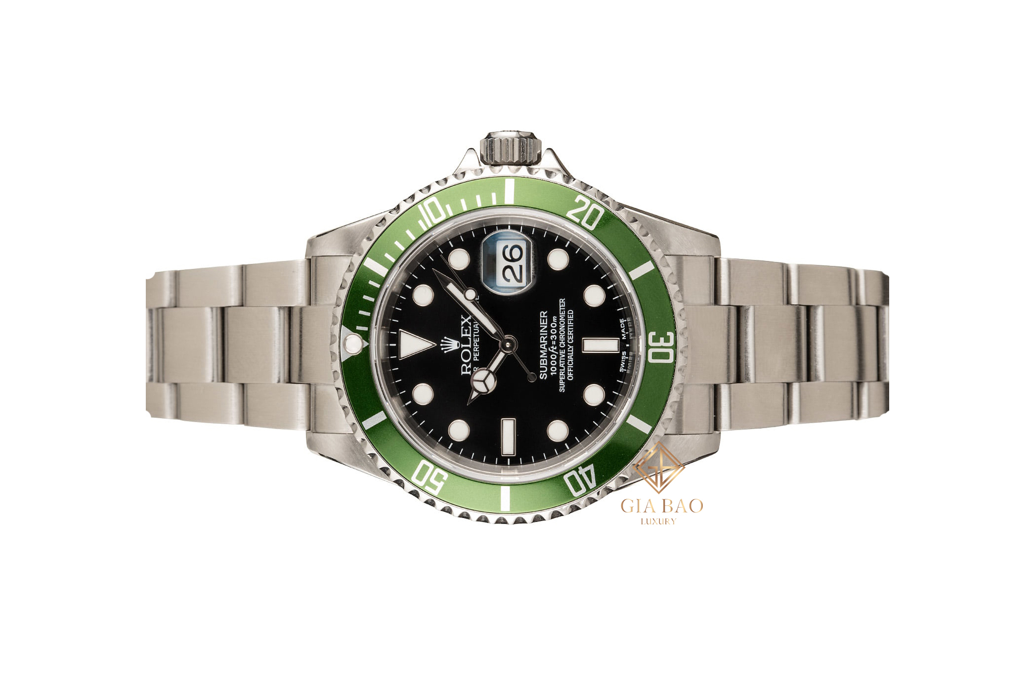 Đồng hồ Rolex Submariner 16610