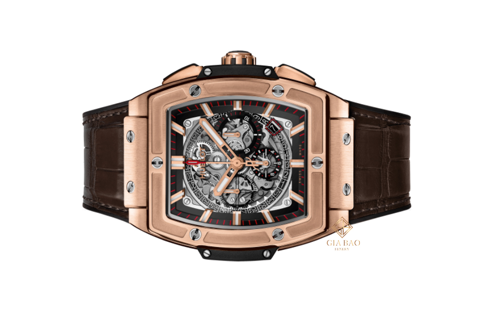 Đồng Hồ Hublot Spirit of Big Bang King Gold 601.OX.0183.LR