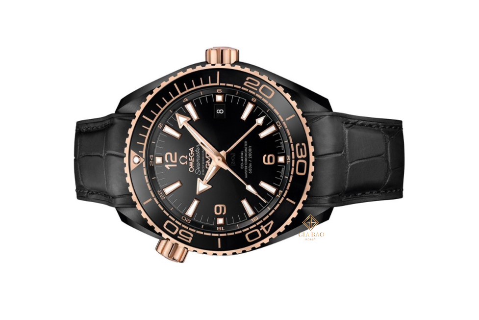 Đồng Hồ Omega PLANET OCEAN CO‑AXIAL GMT 215.63.46.22.01.001