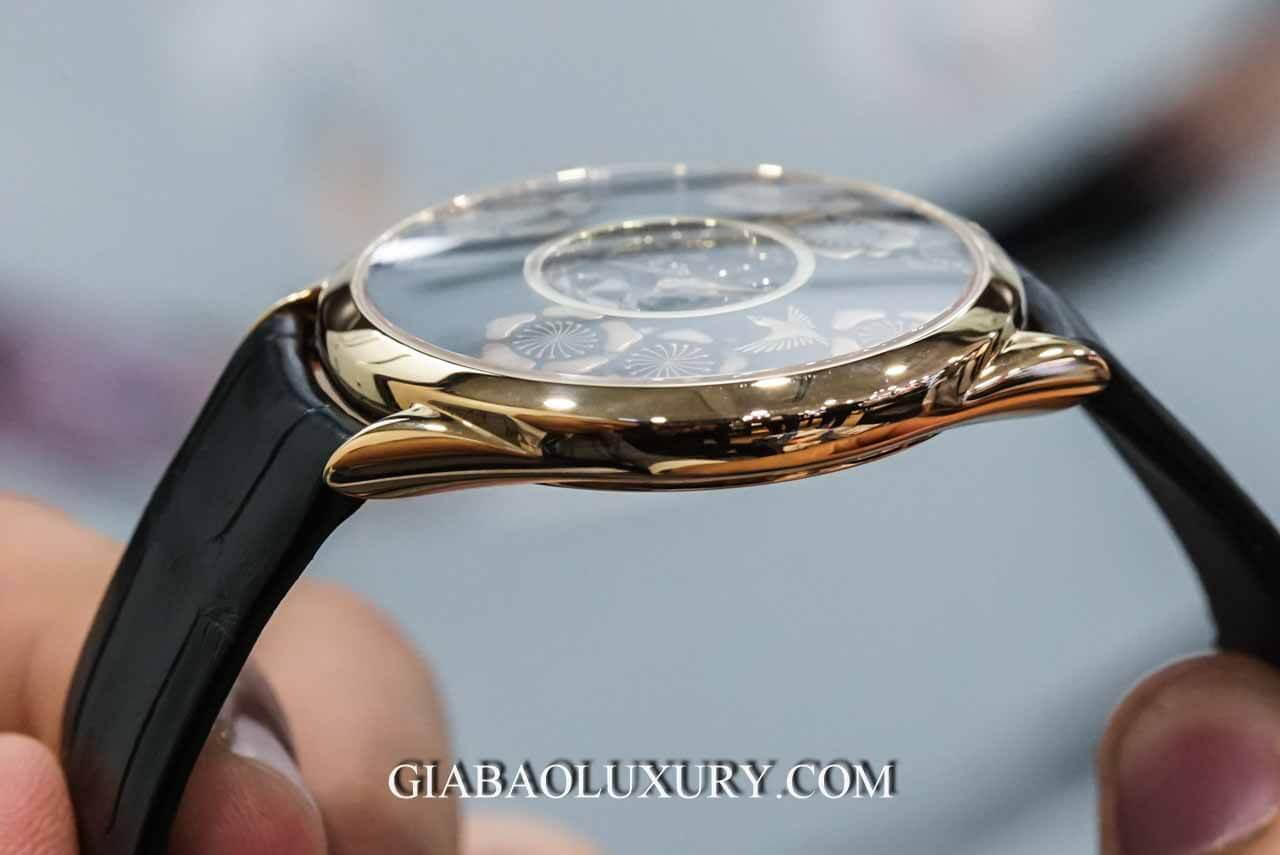 Đồng Hồ Vacheron Constantin 33222 Metiers D'art, Plum Tree And Nightingale