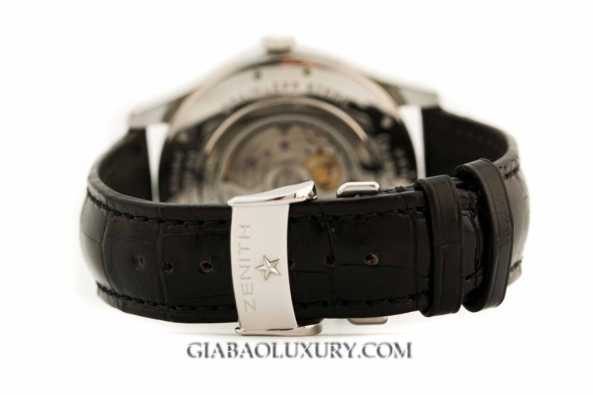 Đồng Hồ Zenith Grand Class Elite Dual Time 44MM 03.0520.683