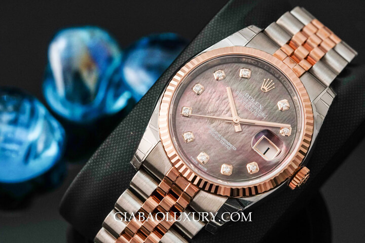 Rolex Datejust 116231 Mother of Pearl