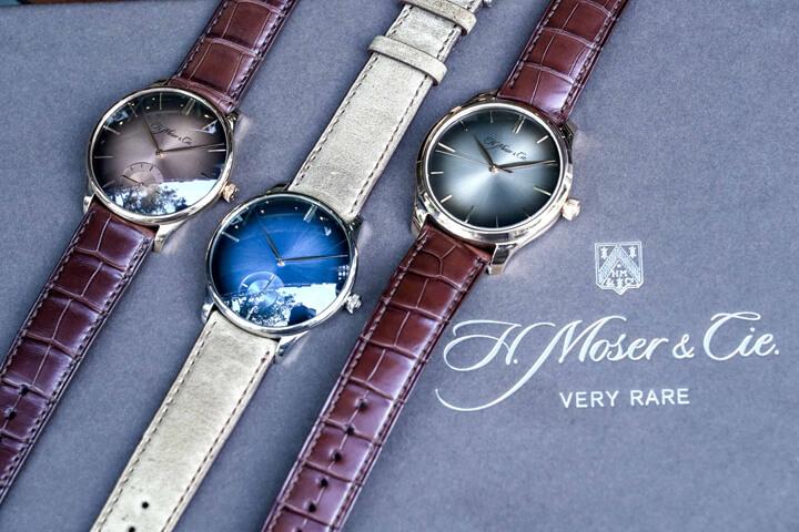 Bộ sưu tập H. Moser & Cie