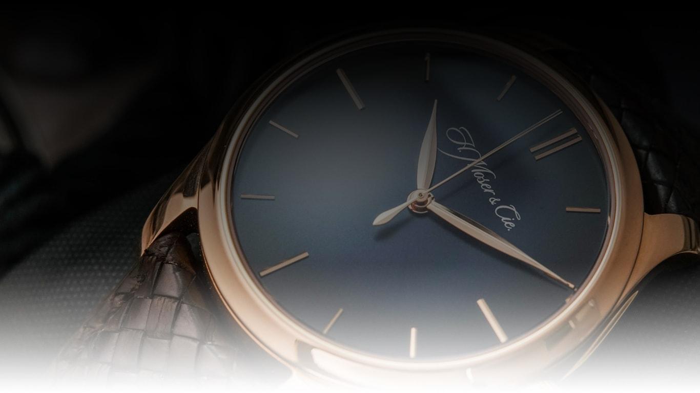 Đồng hồ H. Moser & Cie chính hãng