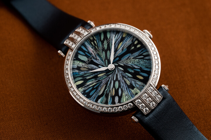 Harry Winston The Premier Feathers
