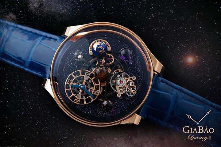 Đồng hồ Jacob & Co chính hãng