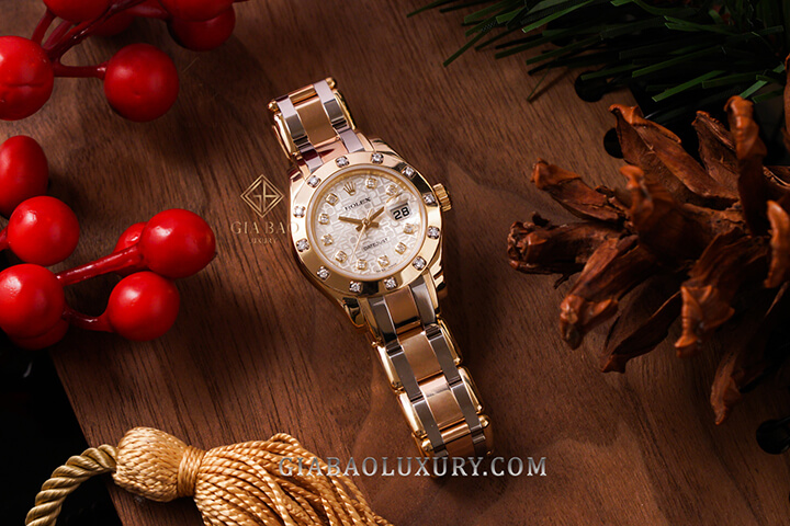 Rolex Pearlmaster 29 80318