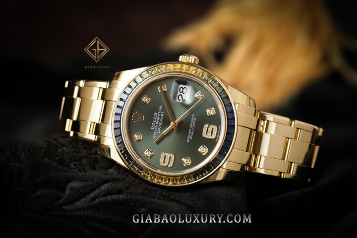 Rolex Pearlmaster 39 86348